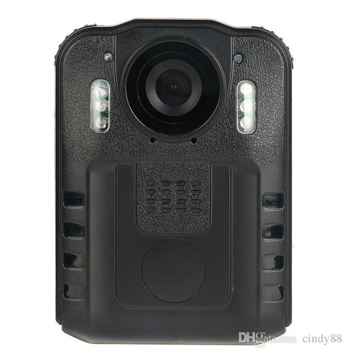 Дешевые мини-DV WZ9 двойные карты тела изношенные камеры HD1080P Infared КМОП водонепроницаемый мини-DV