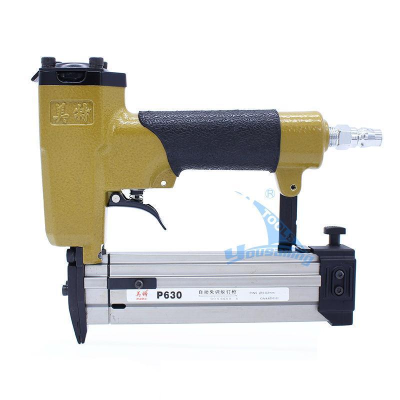 2018 High Quality Meite P630 Pneumatic Nail Gun Air Stapler Gun ...