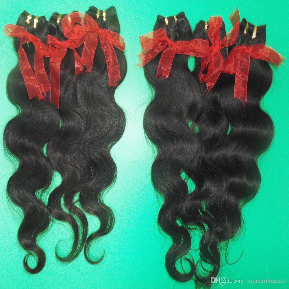 أحدث تسريحات الشعر موجة الجسم ملحقات الإنسان الشعر أرخص سعر / الشعر البرازيلي لحمة سريع الشحن