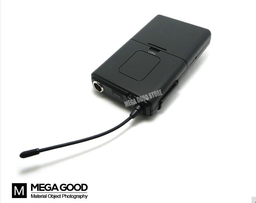 Microfon Free PGX PGX14 WL93 UHF Professional Karaoke Wireless Microphone System with Lapel Lavalier Collar Clip Mic 570-590Mhz