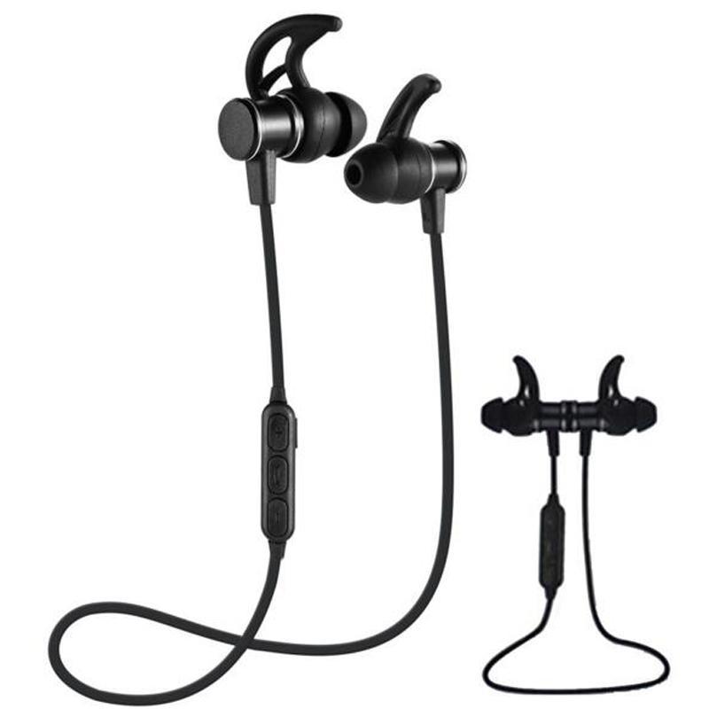 Best Quality Magnetic Bluetooth Sport Earphones Mega Bass Headset