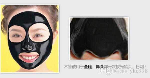 arındırıcı soyma maskesi Siyah Nokta Remover Derin Temizlik Yüz Maskesi PILATEN Arındırıcı Peel Akne Siyah Çamur Yüz Maskesi gözenekleri Küçültmek