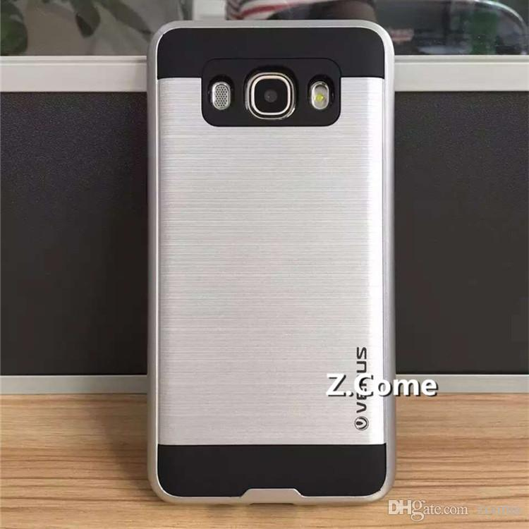 Verge Dual Layered Hard Tough Back Cover Hybrid Shockproof
