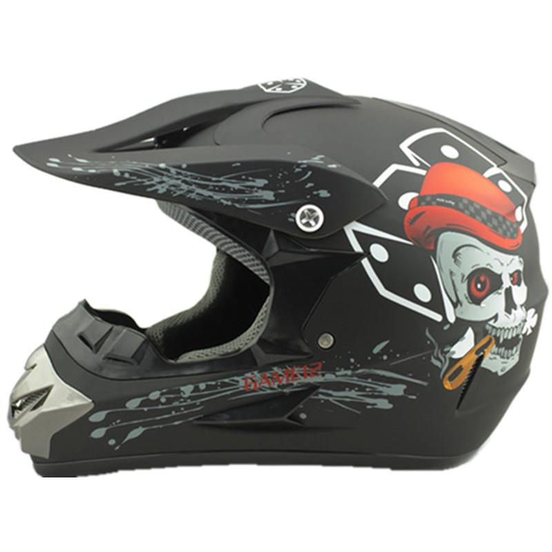 Hot Selling Women And Men Motorcycle Helmet Fashion Off Road - Helmet decals motorcycle womens