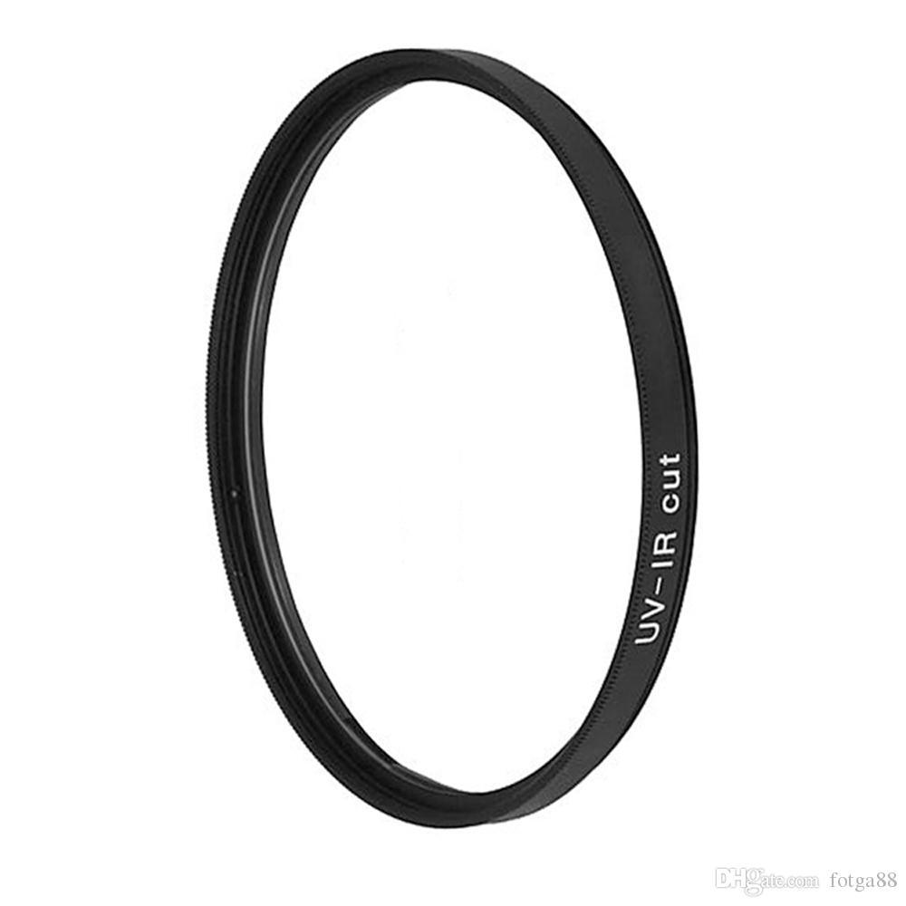 77mm optisches Glas UV IR Infrarot Cut Blocking Filter für DSLR Kameraobjektiv CCD