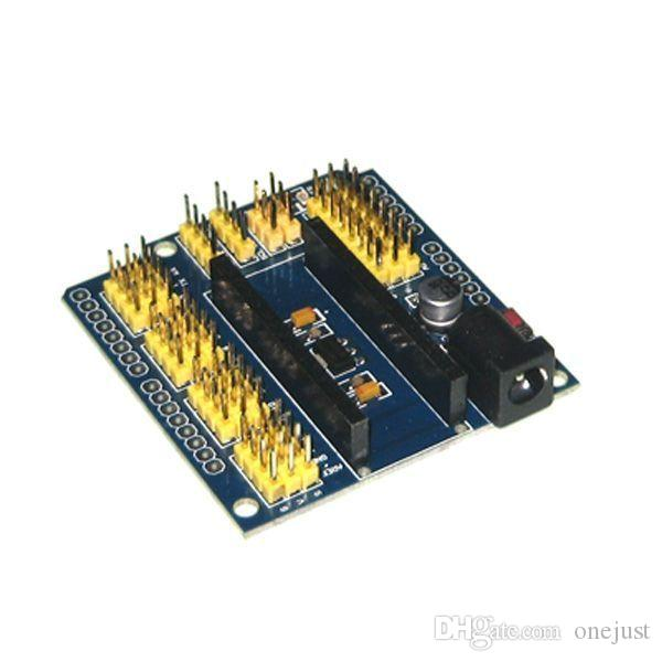 Nano I / O Expansion sensor Shield For Arduino 2009 UNO R1 Nano 3.0 B00307 OSTH