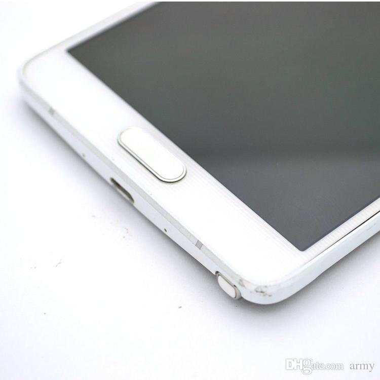 2016 Refurbished Original Samsung Galaxy Note 4 N910P Unlocked Phone 5.7 Inch 3GB RAM 32GB ROM 4G FDD-LTE 16.0M