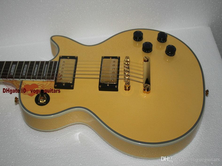 Лучшие продажи новейший крем пользовательские магазин электрогитара высокое качество OEM гитара горячие