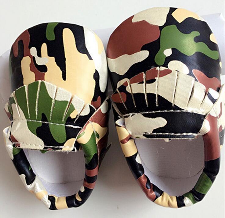 8 couleur bébé mocassins semelle souple en cuir PU premier marcheur chaussures DHL bébé glands léopard bande texture chaussures maccasions chaussures bébé First Wal