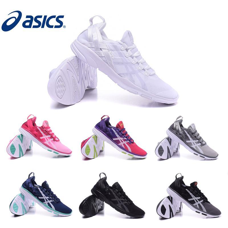 Compre Asics Gel Fit Sana Tênis Para Mulheres Dos Homens Novas Cores  Profissionais Leve Atlético Respirável Sneakers Eur 36 45 Frete Grátis De  Wegosport a6efd635360d2