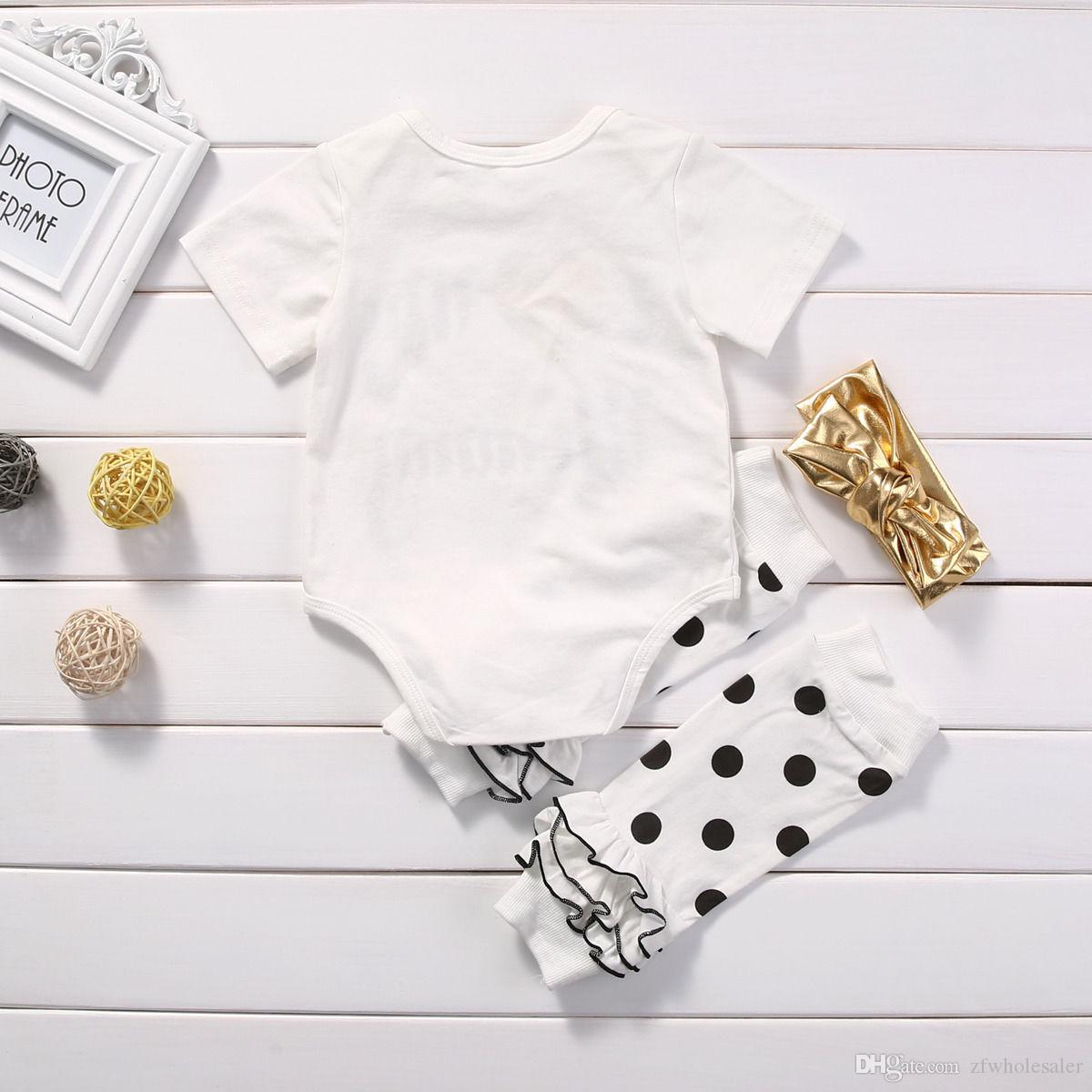 Baby Romper Set Christmas Pajamas Girl Onesies Toddler Outfit Kids Clothing Set Infant Jersey Bodysuit Jumpsuit Children Boutique clothing