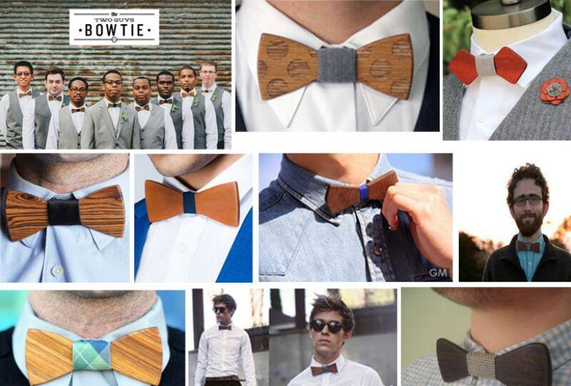 2016 Handmade Laços De Madeira Arco Do Vintage Bowknot Tradicional 6 estilos Para Cavalheiro Elegante De Madeira Bowtie Homens Acessório de Moda Livre Fedex TNT