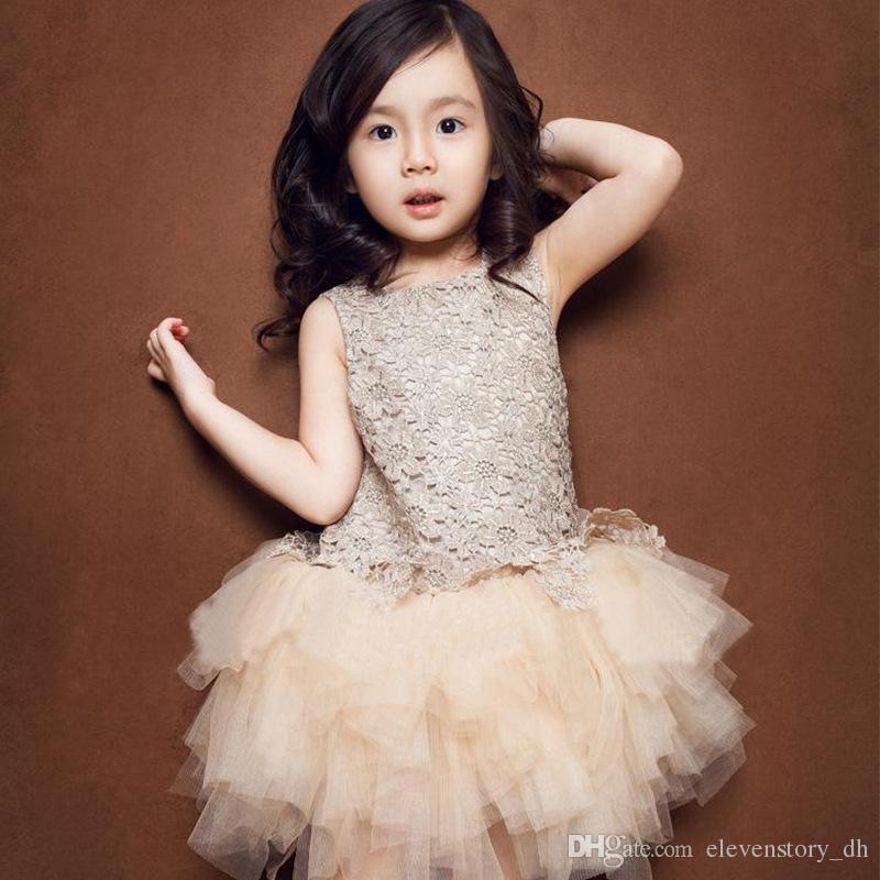 2 ~ 6 년 여자 여름 아기 공주 파티 발레 용의 짧은 스커트 드레스, 어린이 옷, 아이들은, 5AA504DS-47 부티크 옷을 얇은 명주 그물