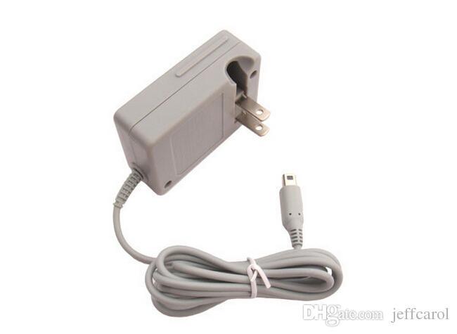 Cable de adaptador de cargador de CA Home Wall Power con caja al por menor para Nintendo DS NDS GBA SP