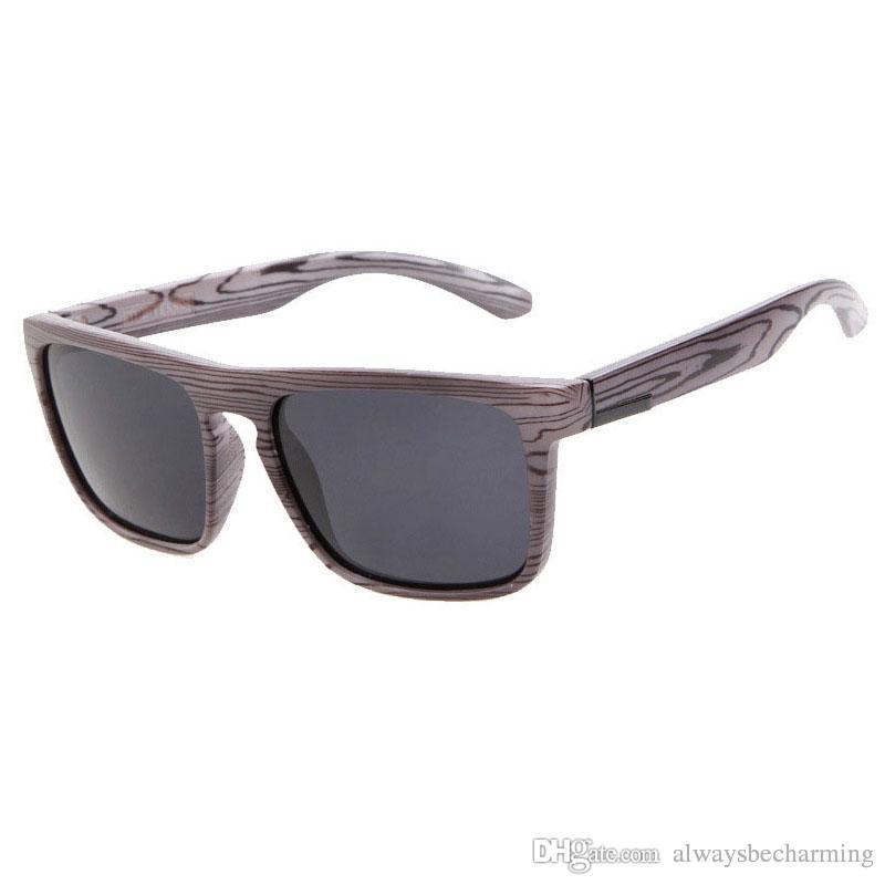 Compre Mujeres De La Manera Hombres Réplica Gafas De Sol De Madera  Diseñador Polarizado Ciclismo Famosas Prohibiciones Señoras De La Vendimia  Hombres ... edd37abc8fcd