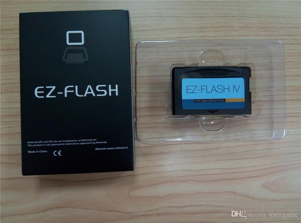 2018 Ez Flash Iv 4 For Gba/Gba Sp/Ndsl/Ds From Yxtvgame, $31.01 ...