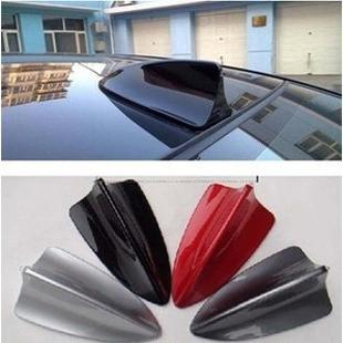 Car Shark Fin Car Radio Antenna Special Car Accessories For KIA RIO K2  Hyundai Solaris I30 HB20 hatchback sedan 2011 2012 2013