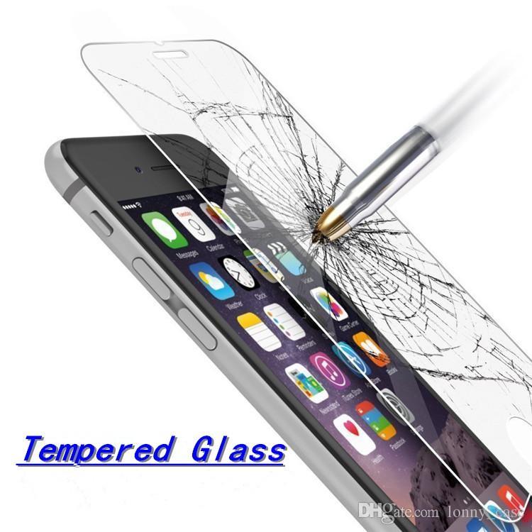 Закаленное стекло-экран протектор для ZTE Tempo X N9137 Avid 4 Metropcs ZTE Blade Force ZTE Warp 8 N9517 с розничной упаковке