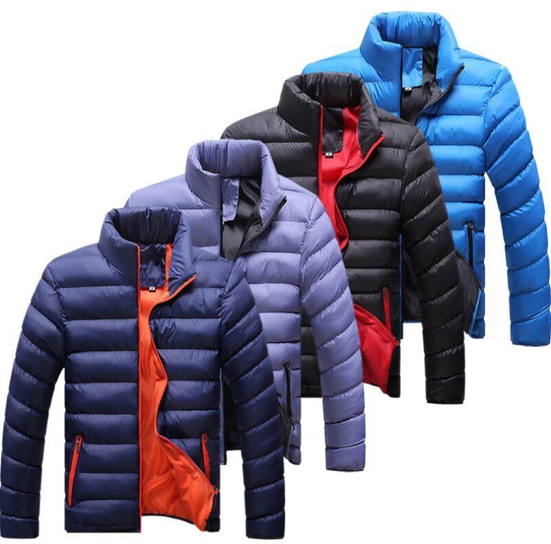 aeb26a4576c Autumn Winter Duck Down Jacket