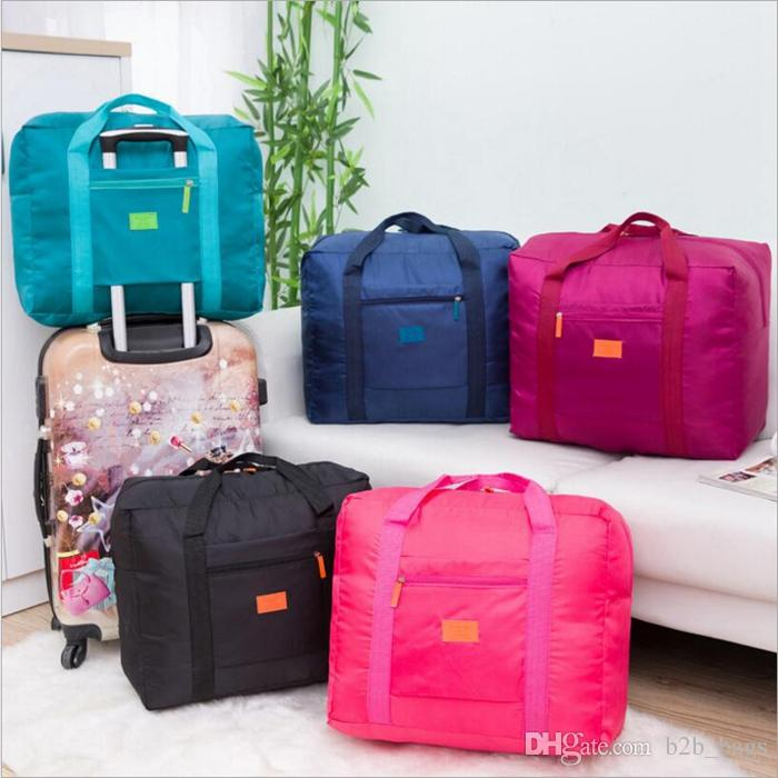 Large Size Travel Storage Bag Luggage Clothes Tidy Organizer Pouch ...