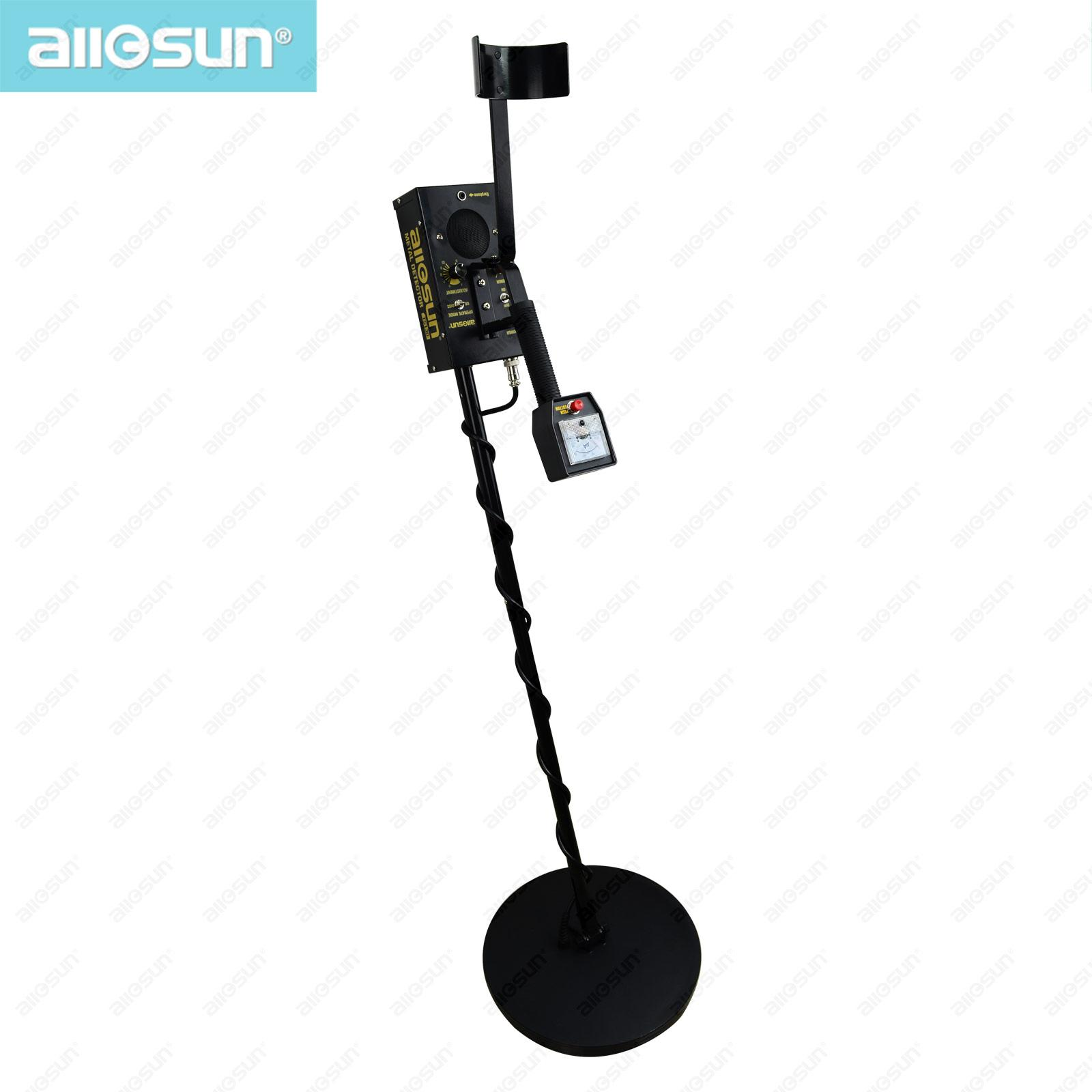 2018 Pro Underground Metal Detector High Sensitivity Treasure Pulse Induction Circuit As Well Gold Silver Hunter Minerals With Earphone All Sun Model Ts130 From Allsun