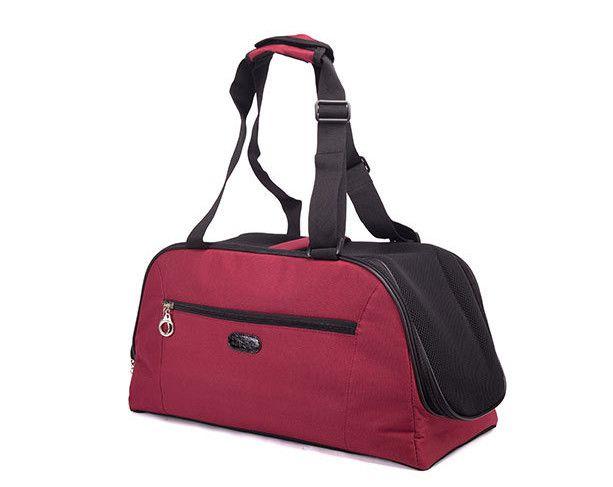 Livraison gratuite de haute qualité chien chien chiot chat transporteur sac solide couleur pure sac de voyage sport loisirs chien chien chat sac