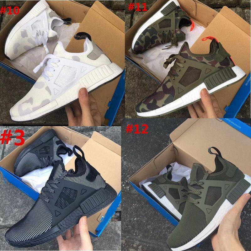 70d3caa22 889765418219 Adidas NMD XR1 W Triple White BB3684 US
