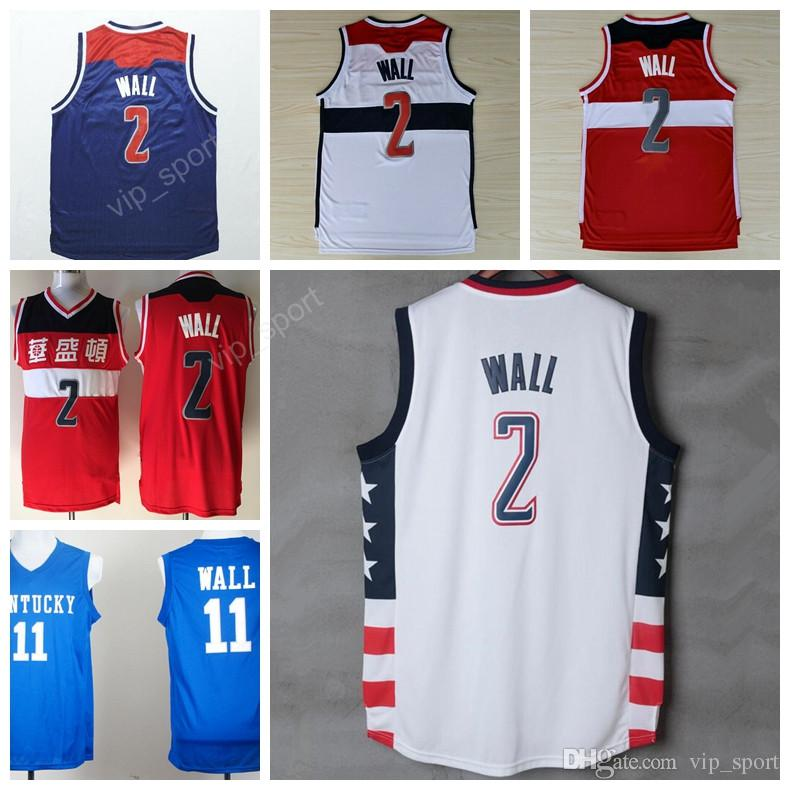 low priced c2540 5bea6 netherlands uk john wall jersey 1f73d 4c64e
