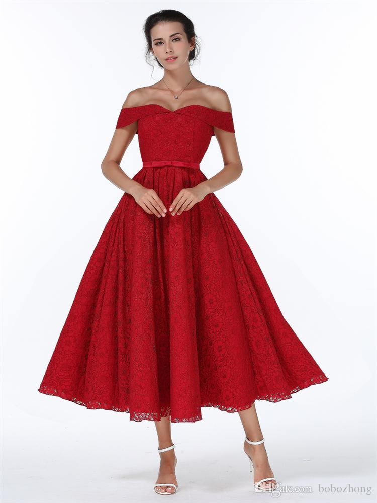 2017 Christmas New Year dress bridesmaid lace red dresses sexy ladies evening dresses new arrival backless women dresses1106#