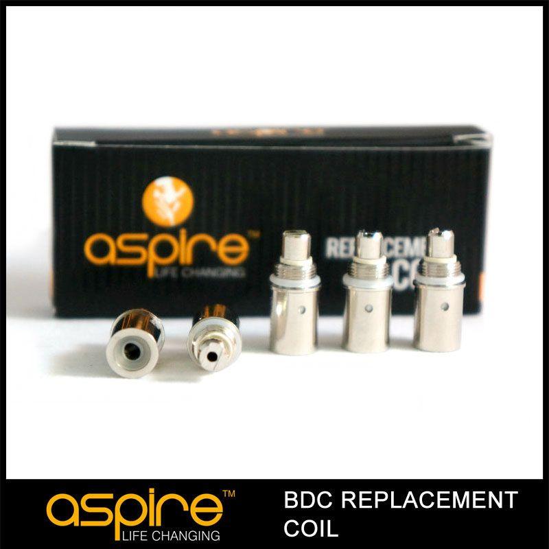 Bobina originale Aspire ETS BVC / CE5 Bobina BDC aspirapolvere k1 k2 CE5S ET clearomizer DHL gratis