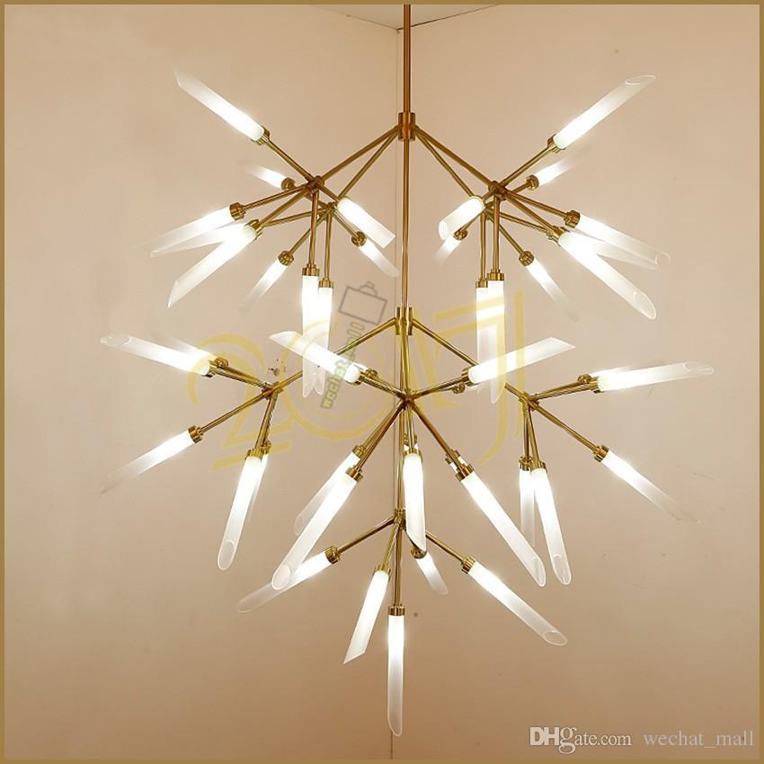 Nowoczesny LED Wisiorek Światła Oprawa do jadalni Restauracja Lampa Kitchen Lampa Kreatywne Oprawy Wiszące Lampy