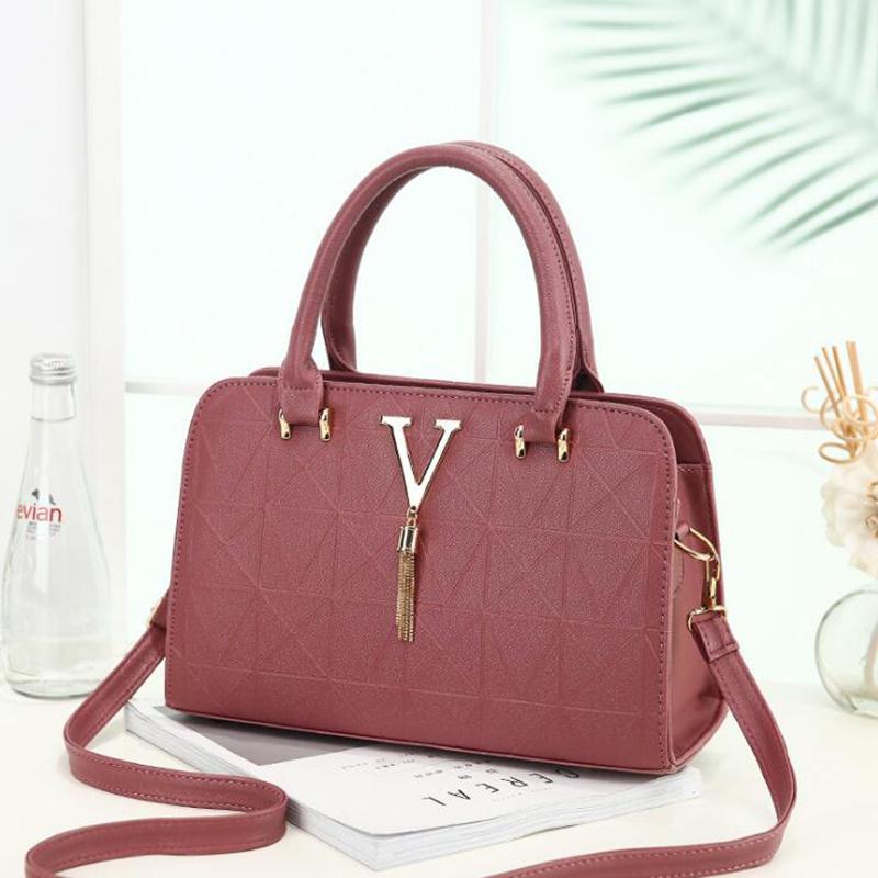 Wholesale Luxury Handbags For Women Bags Fashion Designer Ladies  Hand Bags  New Style Brand Messenger Bags Free Shippping Satchel Bags Crossbody Purses  From ... 918e896b8adb6