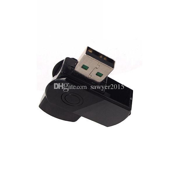HD 1280 * 960 سوبر مصغرة USB القرص كاميرا USB 2.0 فائقة HD USB القرص مصغرة DVR كاميرا الفيديو الرقمية 360 درجة تدوير