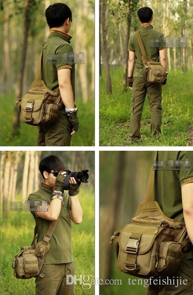 Super Saddle Bag SLR Camera Outdoor Photography Shoulder Bag Messenger Bag