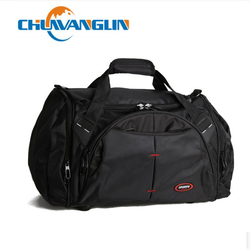 c9a01f0e6e0 Wholesale Chuwanglin Men Travel Bags Large Capacity Women Luggage Travel  Duffle Bags Nylon Waterproof Bags Bolso ZDD05054 Suitcases For Kids Mens  Travel ...