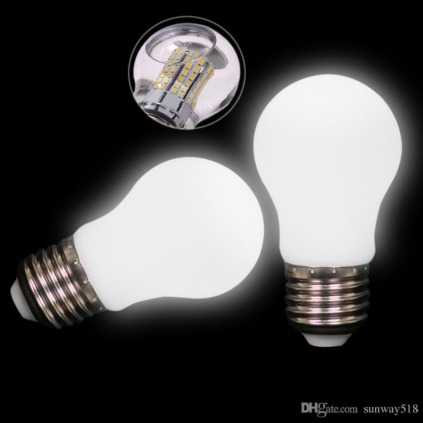 2017 New Liquid Cooled Led Bulbs Smd4014 E27 E26 A15 A19