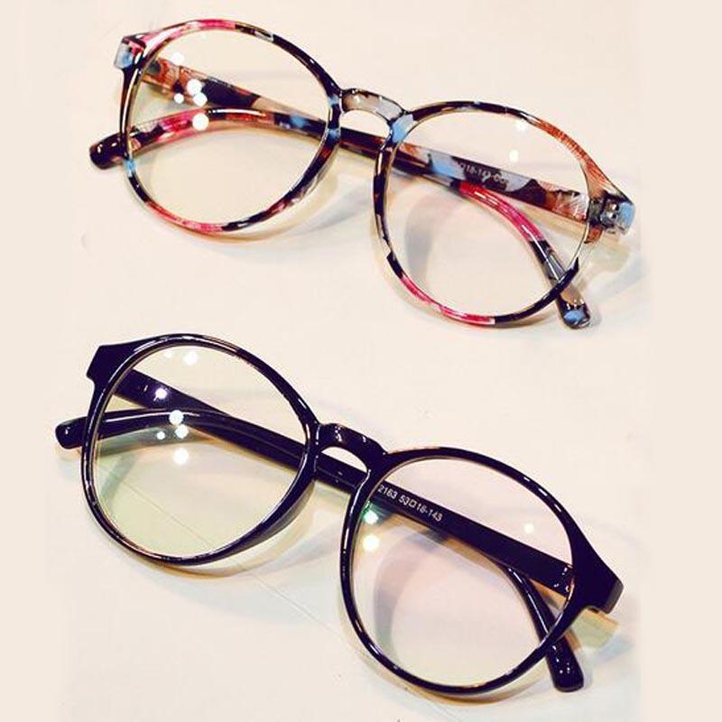 e437c7d679f 2019 Wholesale 2017 New Eyeglasses Round Women Men Eyewear Spectacles Frame  UV400 Anti Fatigue Glasses Oculos De Sol Gafas From Value222