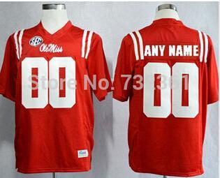 d27f6338653 Factory Outlet- Custom Stitched Football Jersey Personalized Ole ...