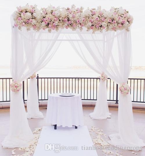 Pipe And Drape Kit Match Backdrop Stage Decoration Latest Wedding ...