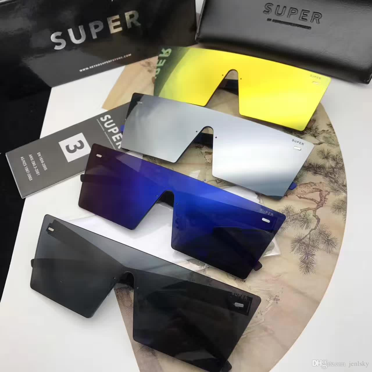 05c56af07284 Sunglasses Super By Retrosuperfuture Tuttolente W Reguar UFR New Brand New  With Box Baseball Sunglasses John Lennon Sunglasses From Jenlsky, $57.37|  DHgate.
