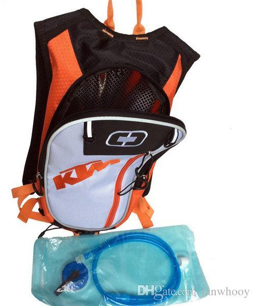 Бесплатная доставка мотоцикл мотокросс KTM Гидратация пакет новые сумки стиль Дорожные сумки гоночные пакеты велосипедный шлем пакет BB-КТМ-06