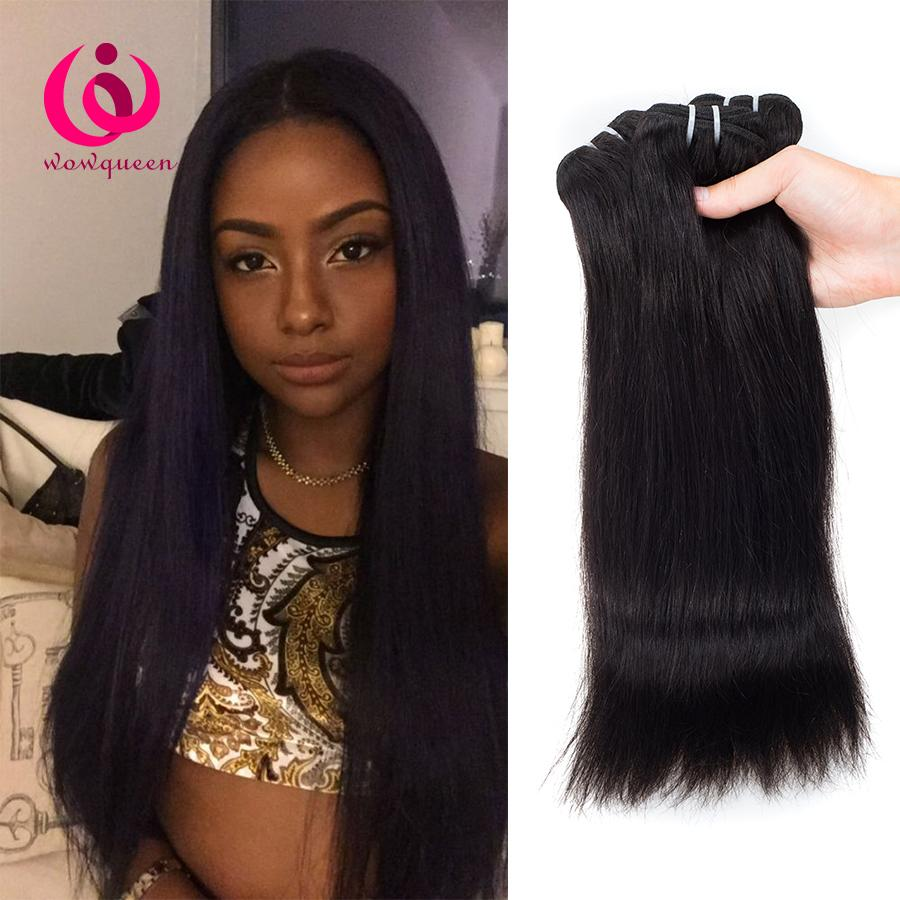 Mongolian Human Straight Hair Weave Bundles Cheap Pirce And Good