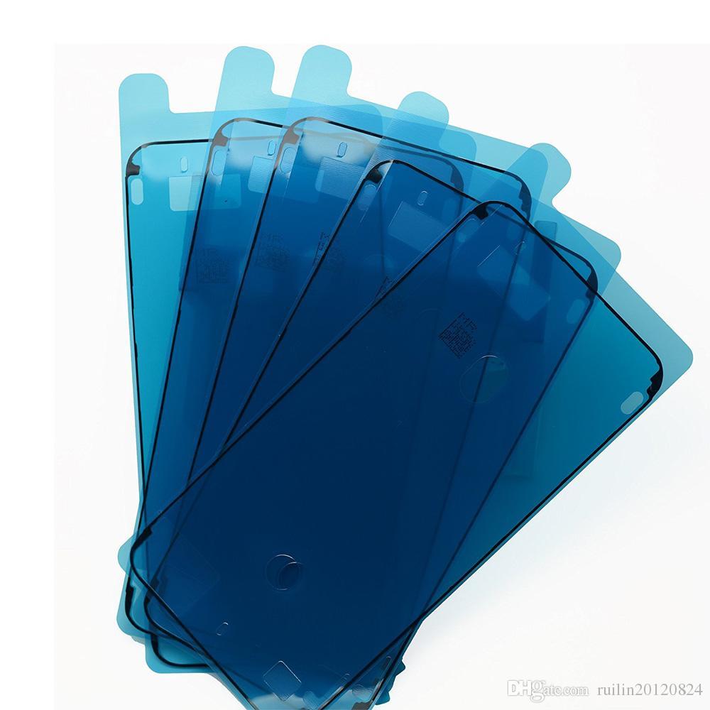 50 шт./лот водонепроницаемый клейкая лента клей для iPhone 6 S 6 S Plus 7 7 Plus передний корпус ЖК-экран рамка стикер для iphone 8 8 Plus X