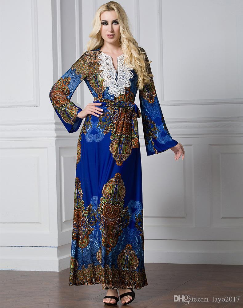 Boho dresses plus size