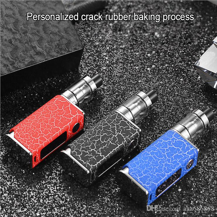 Bolígrafos electrónicos 80W Potencia ajustable vapor grande vaporizador vaporizador vaporizador 1500 mAh batería de alta seguridad de energía segura y saludable Venta caliente