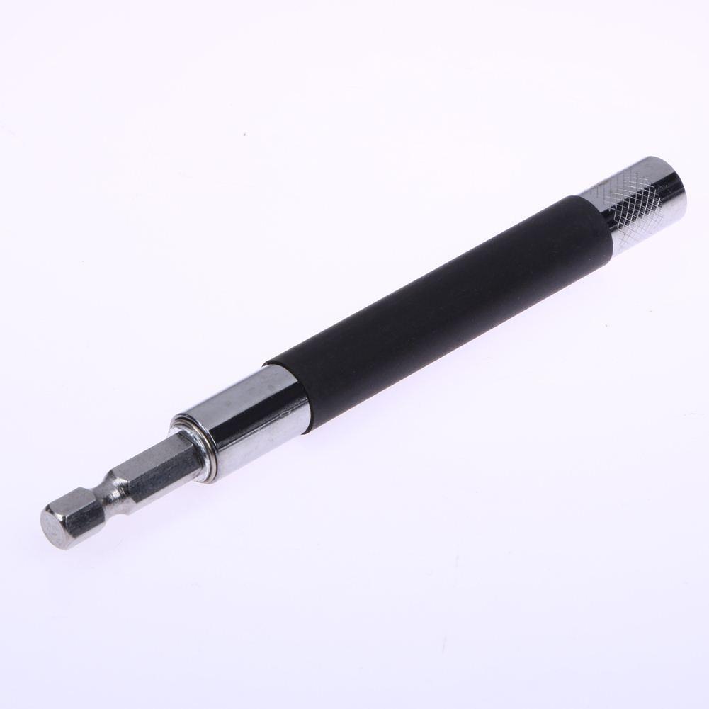 3 adet Vida Bit Tutucu Manyetik Bit Soket Uzatma Bar Hızlı Yayın Bit Tutucular Vida Sürücü Darbe Güç Aracı 60mm 80mm 120mm