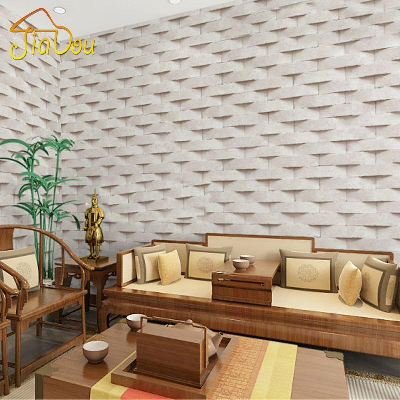 Modern 3D Stone Brick Vinyl Waterproof Wallpaper Tapete For Living Room  Bedroom Sofa Background Wall Wallpaper Papel De Parede Cell Phone  Wallpapers Cell ...