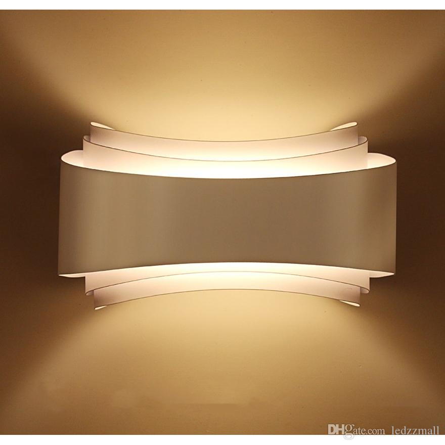 Online Cheap Modern Minimalist 5w Led Wall Lights Wall Sconces Bedside Lamp  Led Indoor Lighting Indoor Wall Mounted Lamps By Ledzzmall | Dhgate.Com