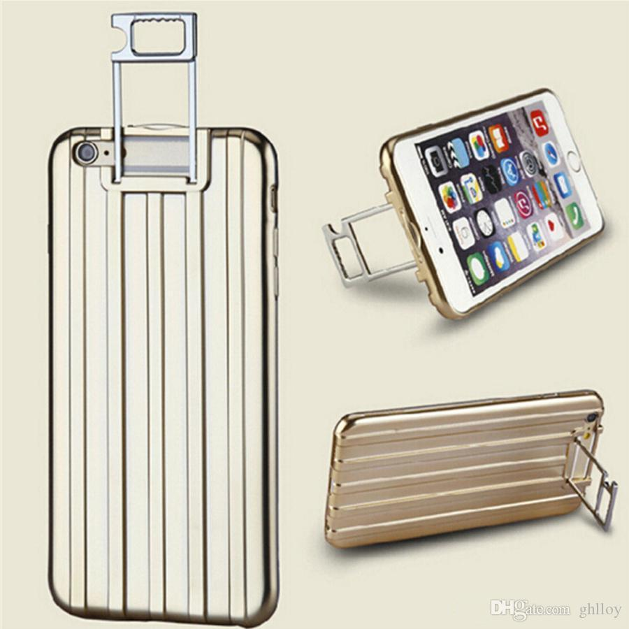 Cool Best Price Pull Rod Luggage Case Soft Tpu Electroplate ...