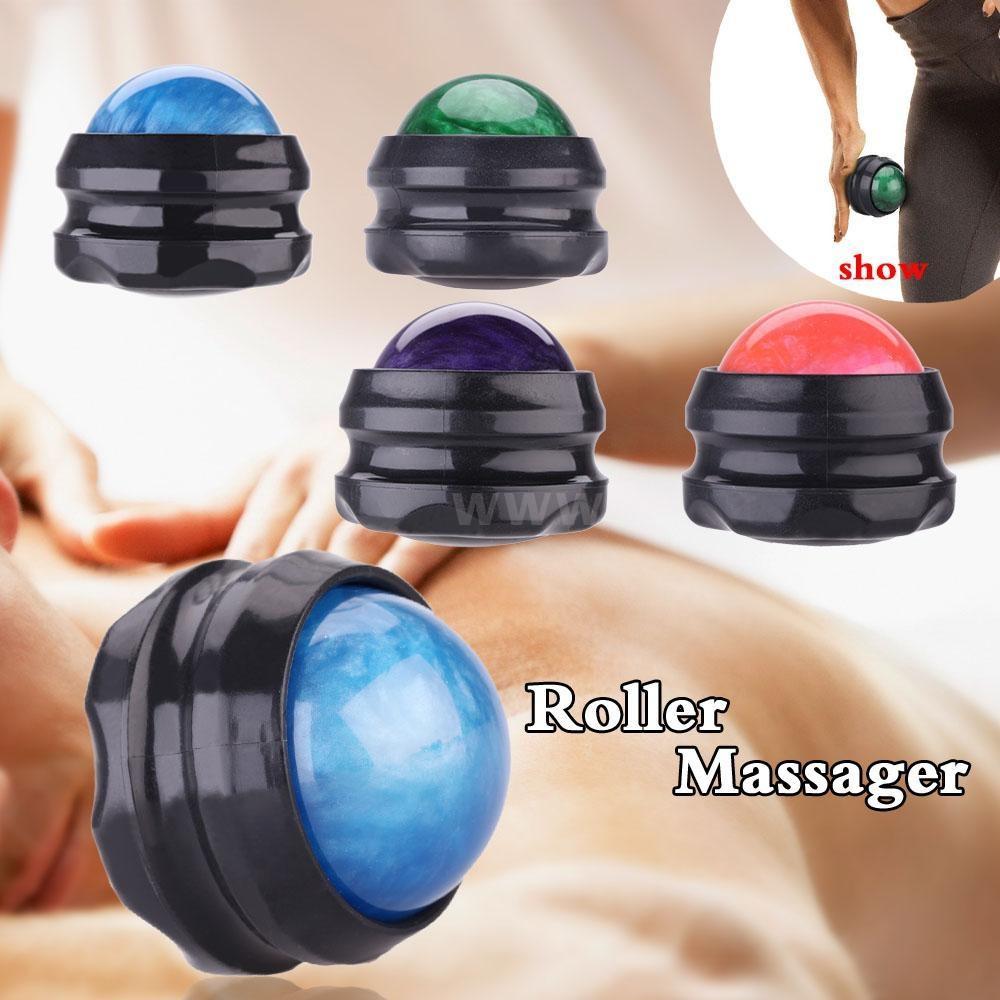 Rouleau rouleau rouleau relax ball masseur soulagement de la douleur corps secrets massage